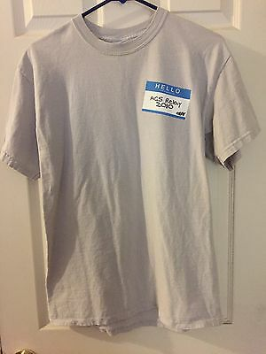 eBay ACS Relay 2010 T shirt M gray Hello I am supporting used 100% for charity