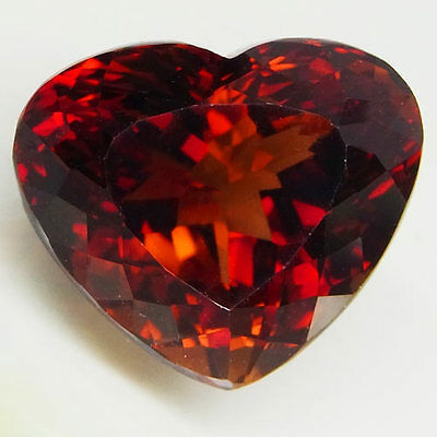 26.9ct.MARVELOUS! 100%NATURAL TOP IMPERIAL TOPAZ UNHEATED (BRAZIL) AAA HUGE!