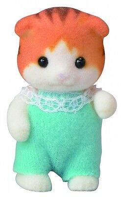 Epoch Calico Critters Sylvanian Families  Maple Baby Doll NI-101 Japan import