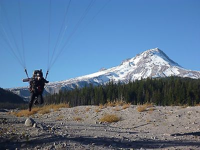 Paragliding Harness / backpack - Woody Vally Voyager Plus