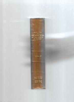 Watchtower Related: Life and work at the Great Pyramid – C. P Smyth – Vol.2 1867