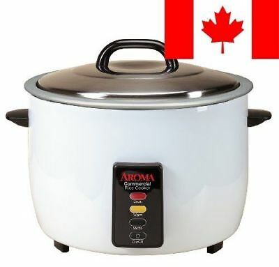 Aroma ARC-1033E Commercial 60-Cup, Cooked Rice Cooker