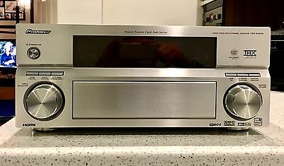 Pioneer VSX-AX4AVI Hi-end 7.1 Channel AV Receiver With 2 HDMI & All Accessories.