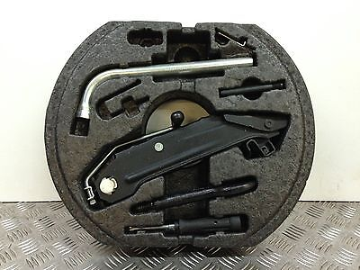 Vw Golf Mk5 Audi A3 8P 2004-12 Spare Wheel Area Tool Kit With Foam 1K0012115F