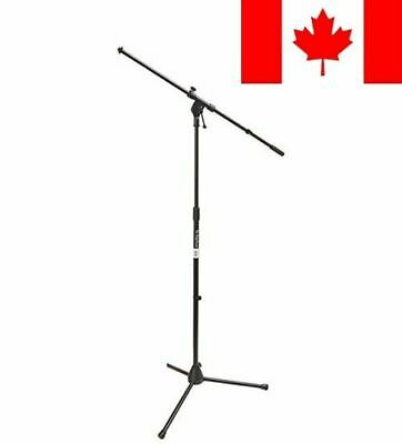 On Stage Stands MS7701 Tripod Boom Microphone Stand
