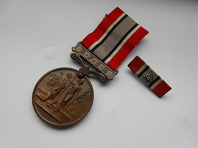 full size British fire service long service medal bar  named to  P JACKSON