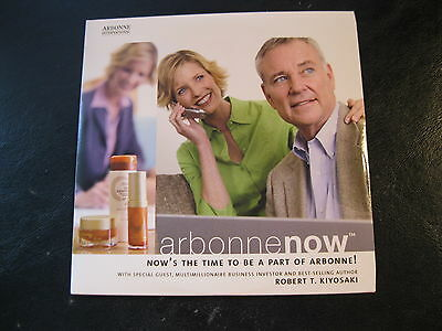 ARBONNE NOW CD from 2004 with Robert Kiyosaki New in Package Never Opened