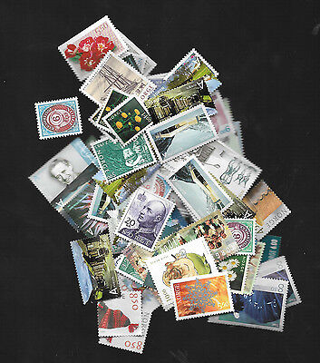 Norway Kr578.40 + 17 Nvi Face Value Norway Mint No Gum Stamps