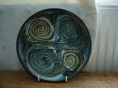 Unknown Retro Style Signed Studio Pottery Bowl