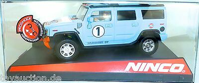 Hummer H2 GULF Ninco 50489 1:32 new orig.packaging HH4 µ √