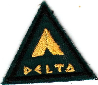 Boy Scout Badge +Ext DELTA  South Africa