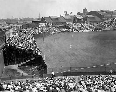 1930 Boston Braves BRAVES FIELD 'The Bee Hive' Glossy 8x10 Photo Print Poster