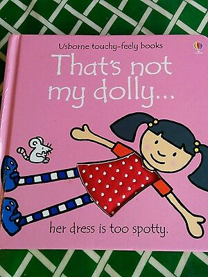 That's not my dolly hardback book
