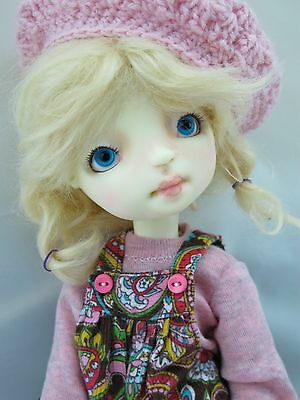 Connie Lowe  YoSD BJD PERNETTE  w/ Special outfit & Wig