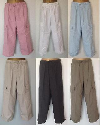 24 x pairs Ladies summer shorts 3/4 trousers joblot wholesale carboot market NEW