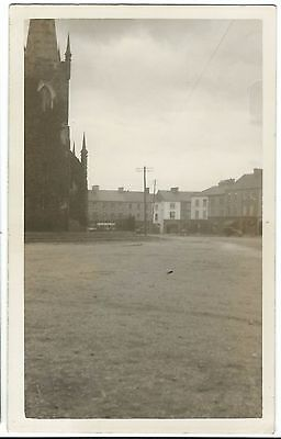 Ireland, Listowel Town Square, RP PPC, Unposted c 1930, Kerry