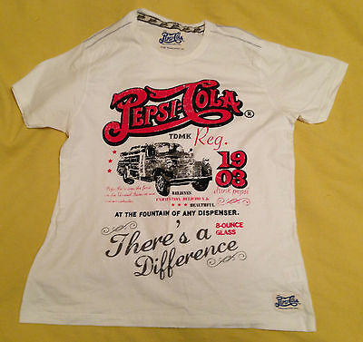 Pepsi-Cola Branded Short Sleeved T-Shirts - Used