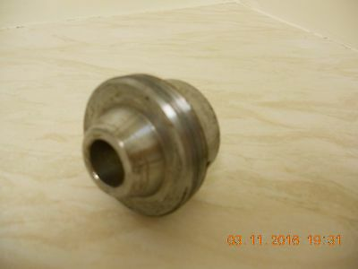 Woodturning Chuck Adapter Used With Ecentric Chuck