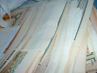 SCRIPOPHILY VINTAGE CERTIFICATES 15 DIFFERENT  SHARE / STOCK BONDs