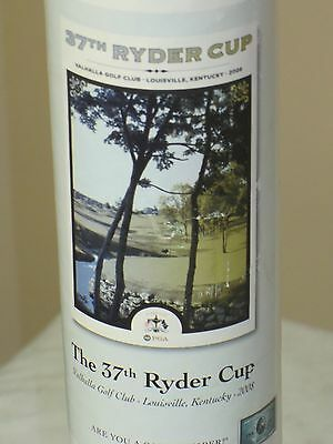 37Th Ryder Cup Golf Poster New Old Stock