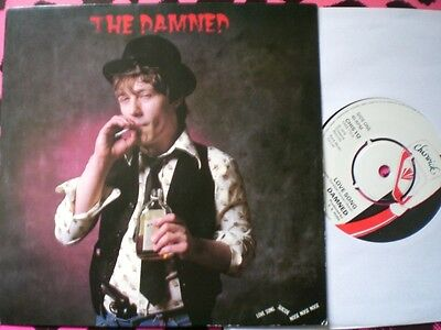 Punk - The Damned - Love Song - Picture Cover