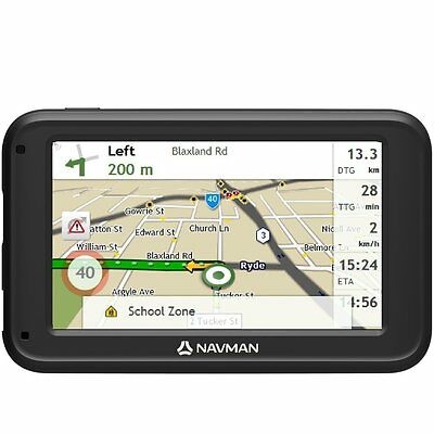 Navman Series Ezy260LMT GPS Navigators Bluetooth  *Free Lifetime MAPS*