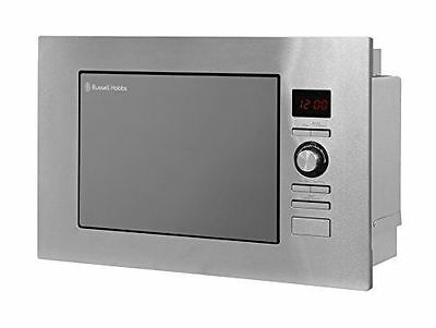 Russell Hobbs RHBM2003 Built-In Stainless Steel Microwave 20L Integrated