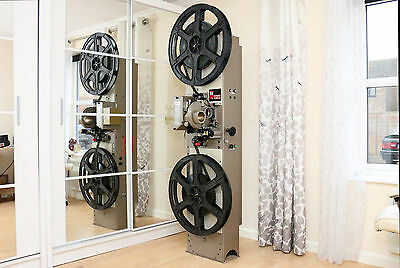 Kinoton 35mm Cinema Projector Ready To Run in The Home YOU MUST WATCH THE VIDEO!