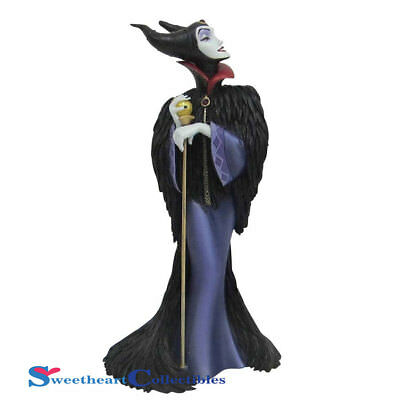 Disney Showcase 4057170 Maleficent Art Deco New 2017