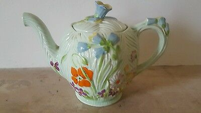 Rare Beswick Wayside Tea Pot. c 1939 Excellent Cond