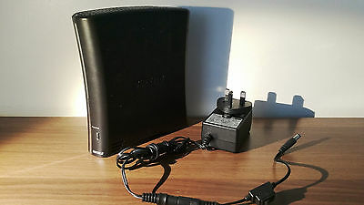 Buffalo LinkStation Live 2TB Network Attached Storage with Built-In Print Server