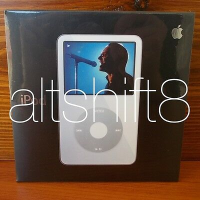  Apple Ipod Video 5G 5Th Generation A1136 Ma003 White Bianco Weiss 60Gb ☞Bnib!☜