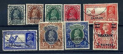 Bahrain early used selection.