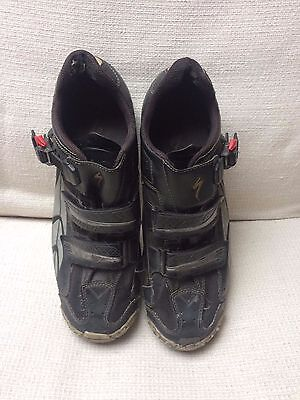 Black Specialized Bg Cycling Bike Shoes  Eu 45 Uk 11