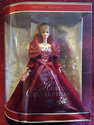 Special Edition Holiday Celebration 2002 Barbie Doll - *Never Opened*