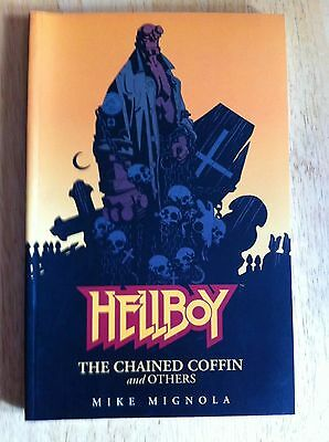 Hellboy The Chained Coffin & Others