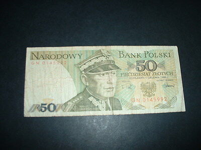 Old  Banknote Get What You  See (992