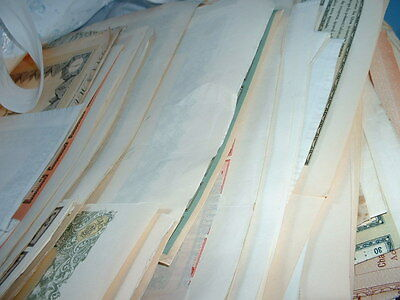 SCRIPOPHILY VINTAGE CERTIFICATES  5 DIFFERENT  SHARE / STOCK BONDs