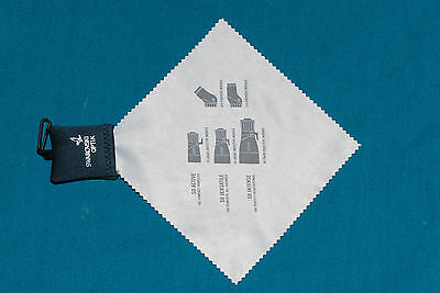 Swarovski Optik Micro Fibre Cleaning Cloth In Pouch