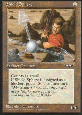 Shield Sphere | NM | Alliances | Magic MTG