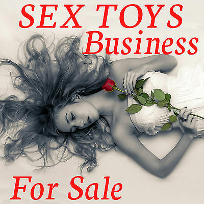 Adult Sex Toys Website Business For Sale + 2000 products already loaded on site