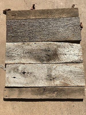 Oak Gray Barn Reclaimed Rustic Lumber Wooden Crafts salvage Weathered Boards 2