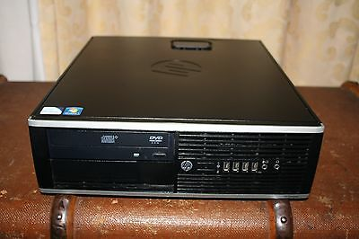 HP Elite 8200 SFF PC G630  2.7GHz  8GB RAM 80GB HDD + WIN 10