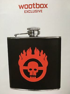 Flasque Exclusive Wootbox Mad Max