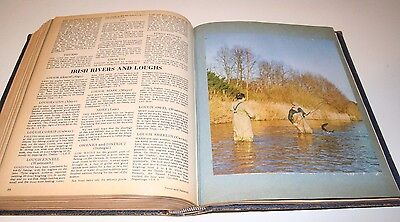 Bound  Trout & Salmon fishing book August 1967 - December 1968