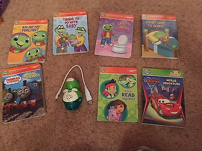 Leapfrog Tag Junior Reading System And Books