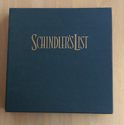 Schindler's List: Collector's Limited Edition Laserdisc Box Set 42132 Near Mint