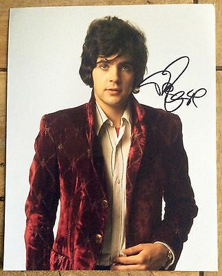 Signed David Essex autograph on 10x8 inch photo