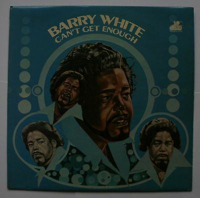 Barry White - Can't Get Enough (Lp 1974)