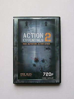 Action Essentials 2: HD Action Stock Footage
